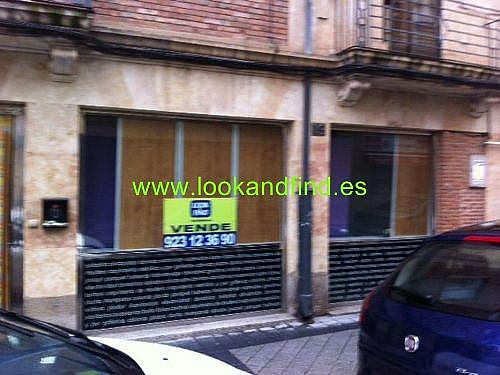 Fachada - Local comercial en alquiler en calle Dimas Madariaga, Labradores en Salamanca - 314529977