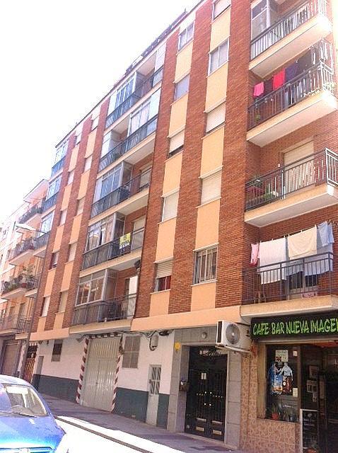 Fachada - Piso en alquiler en calle Valdivia, Salamanca - 330442992