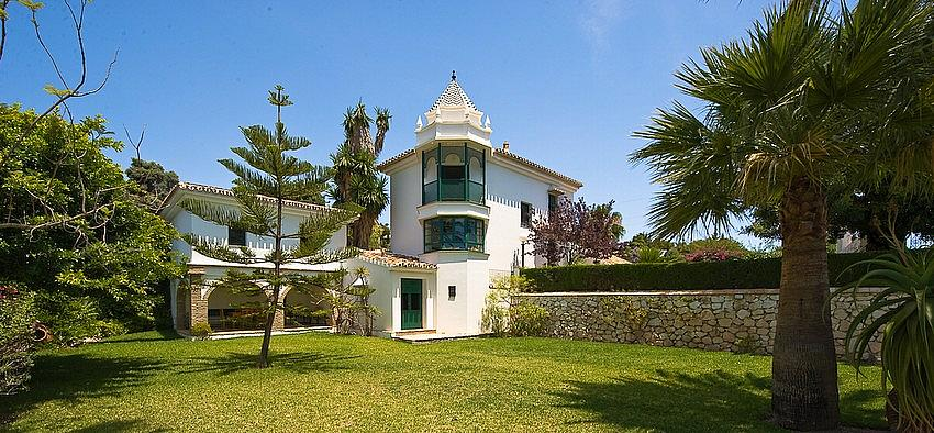 Villa en alquiler en calle Torremuelle, Benalmádena Costa en Benalmádena - 245210575