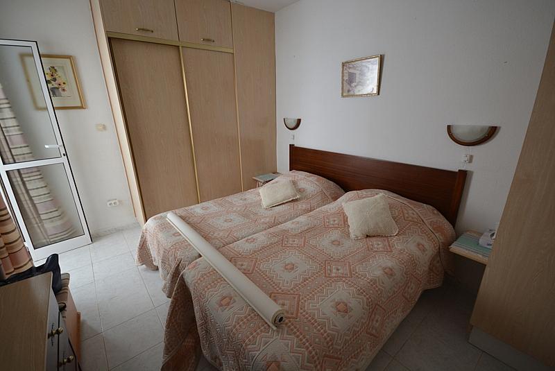 Dormitorio - Apartamento en alquiler de temporada en calle Terramar, Arroyo de la Miel en Benalmádena - 264438955