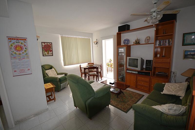 Salón - Apartamento en alquiler de temporada en calle Terramar, Arroyo de la Miel en Benalmádena - 264439108