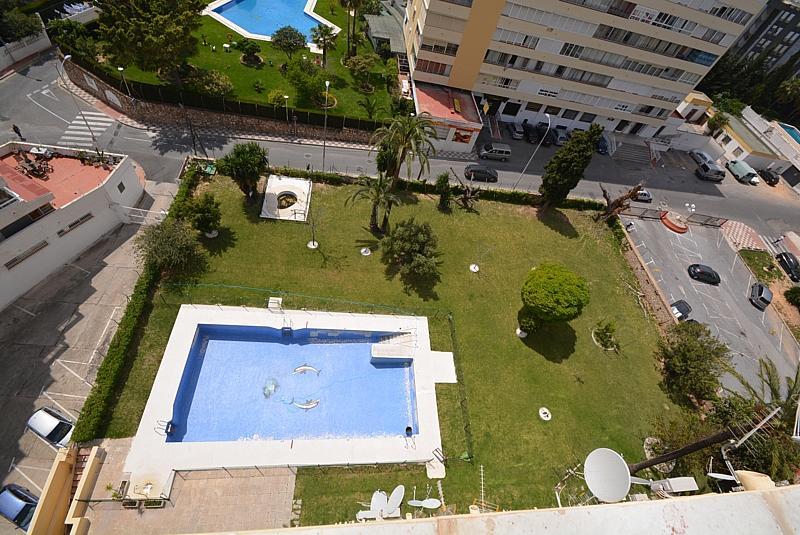 Piscina - Apartamento en alquiler de temporada en calle Terramar, Arroyo de la Miel en Benalmádena - 264439109
