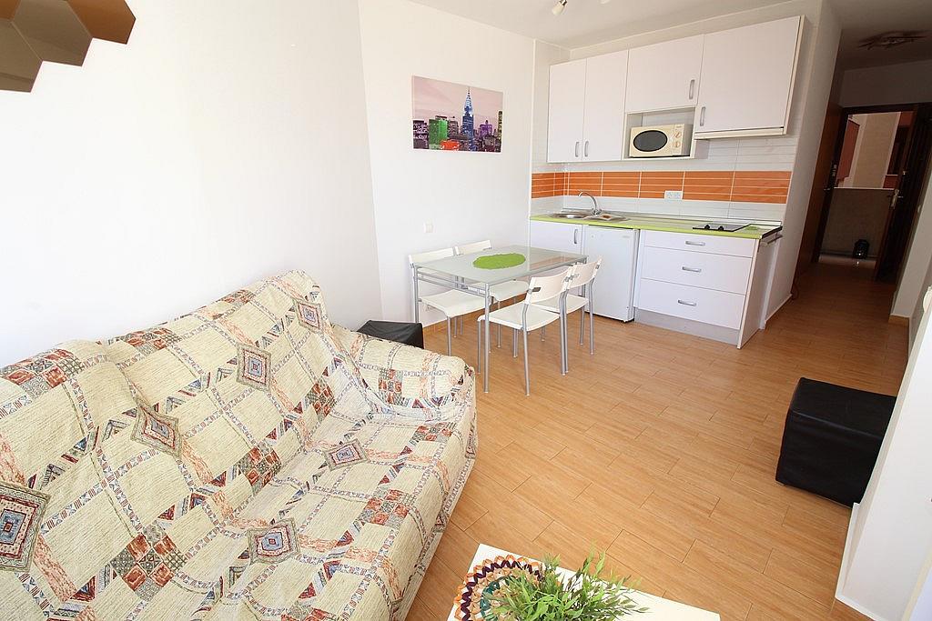 Apartamento en alquiler de temporada en calle Tamarindos, Benalmádena Costa en Benalmádena - 294489051