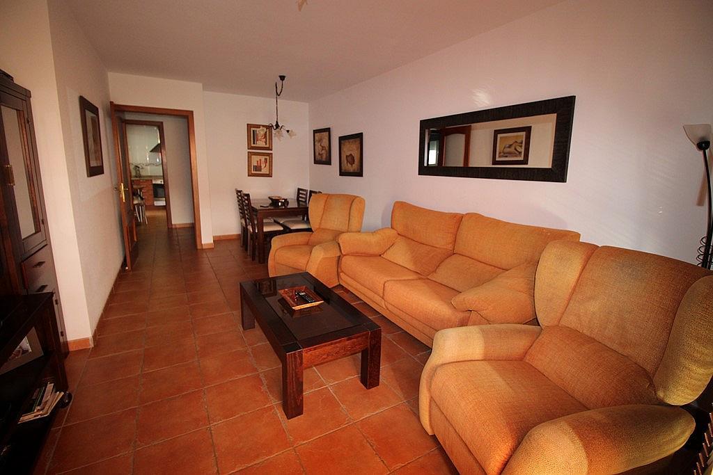 Salón - Piso en alquiler de temporada en calle Federico Mompou, Torremolinos - 316738221