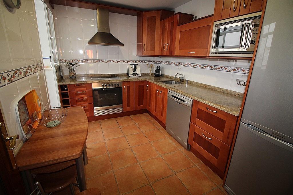 Cocina - Piso en alquiler de temporada en calle Federico Mompou, Torremolinos - 316738246
