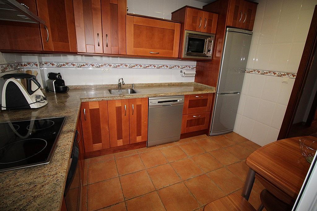 Cocina - Piso en alquiler de temporada en calle Federico Mompou, Torremolinos - 316738256
