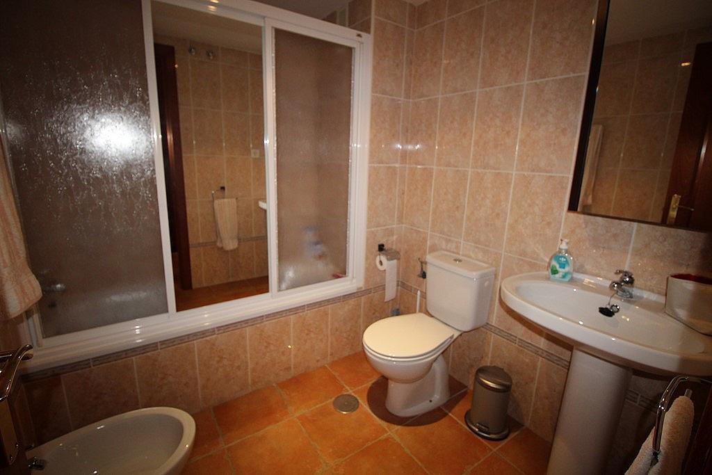 Baño - Piso en alquiler de temporada en calle Federico Mompou, Torremolinos - 316738351