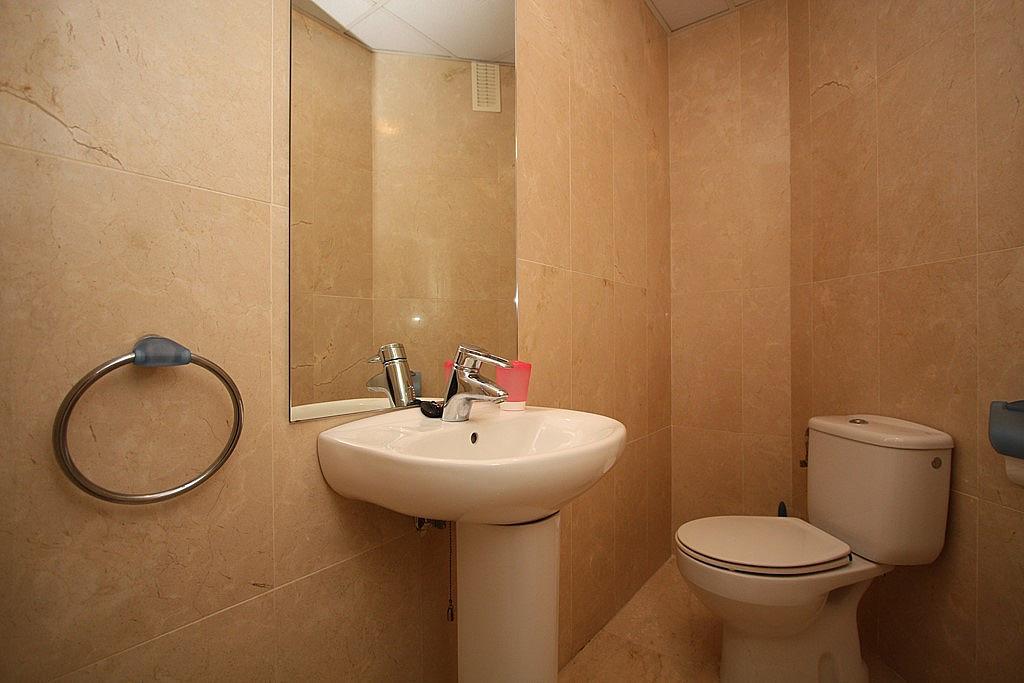 Baño - Apartamento en alquiler en ronda Golf Este, Torrequebrada en Benalmádena - 326665849