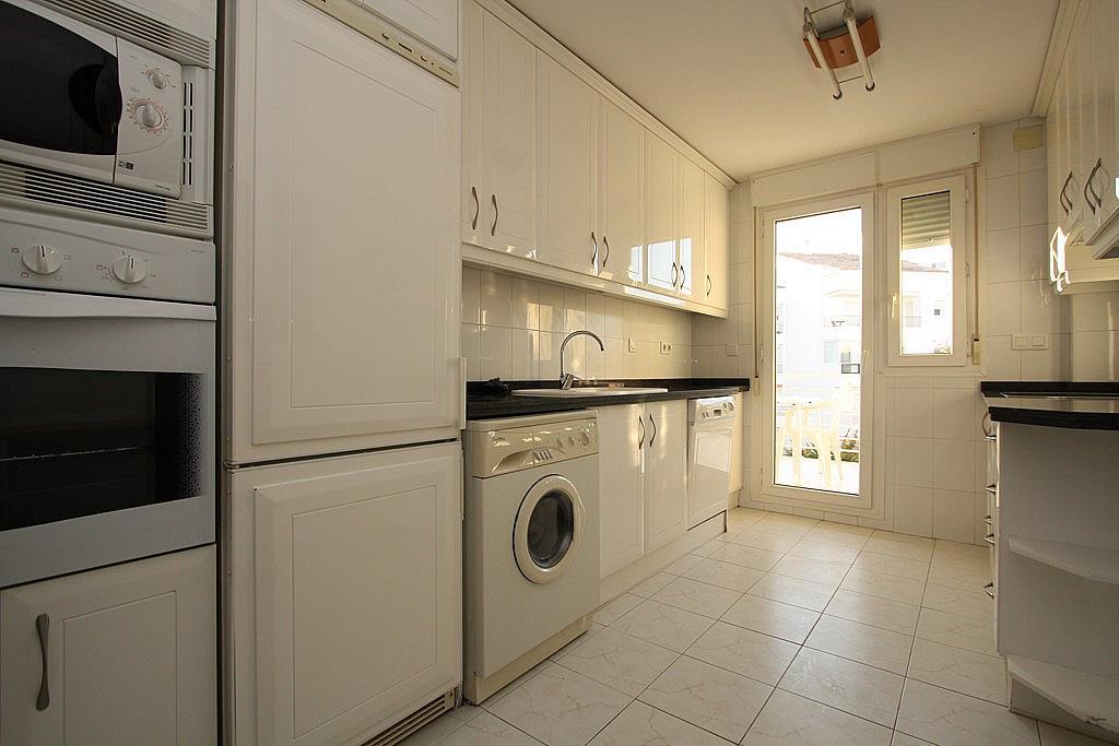 Cocina - Apartamento en alquiler en ronda Golf Este, Torrequebrada en Benalmádena - 326665857