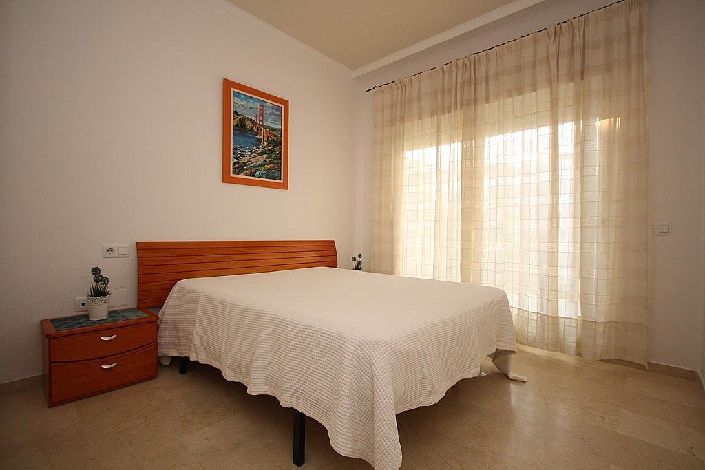 Dormitorio - Apartamento en alquiler en ronda Golf Este, Torrequebrada en Benalmádena - 326665861