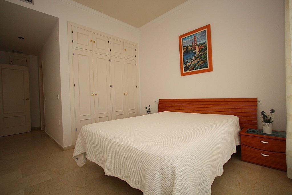 Dormitorio - Apartamento en alquiler en ronda Golf Este, Torrequebrada en Benalmádena - 326665864