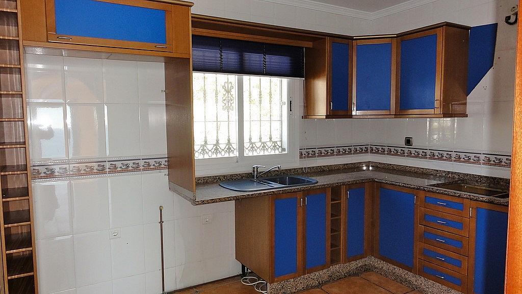 Cocina - Casa adosada en alquiler en calle Flathotel, Benalmádena Costa en Benalmádena - 225284149