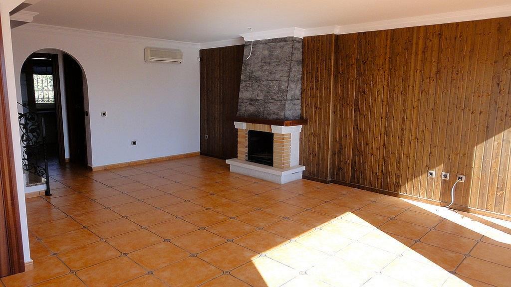 Salón - Casa adosada en alquiler en calle Flathotel, Benalmádena Costa en Benalmádena - 225284154