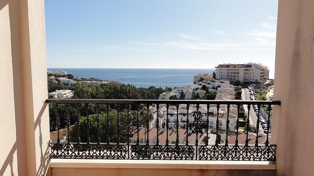Vistas - Casa adosada en alquiler en calle Flathotel, Benalmádena Costa en Benalmádena - 225284173