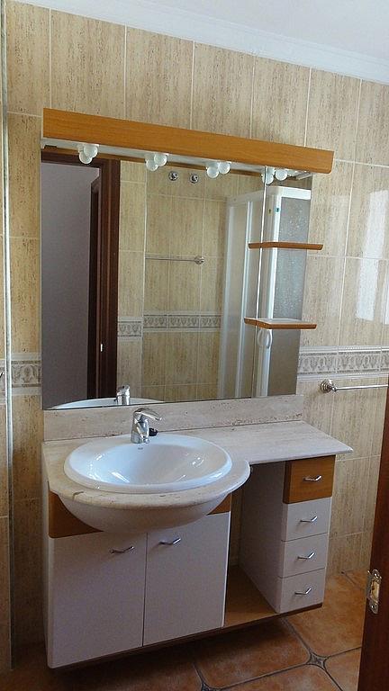 Baño - Casa adosada en alquiler en calle Flathotel, Benalmádena Costa en Benalmádena - 225284176