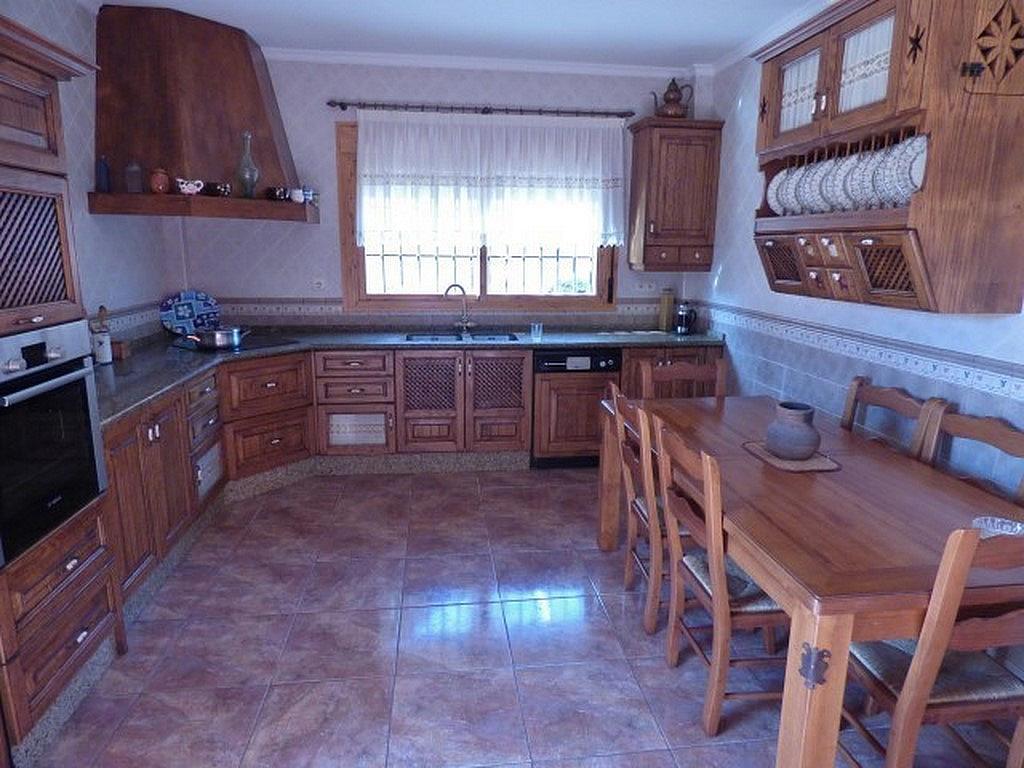 Cocina - Chalet en alquiler en calle Baltico, Torremolinos - 230071731