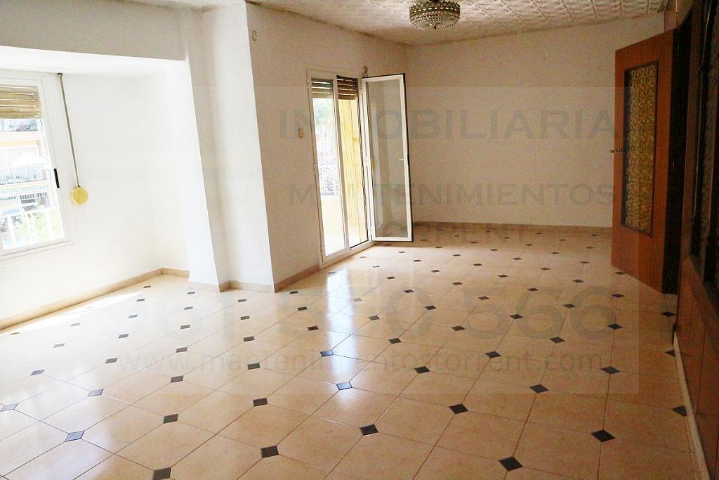 Salón - Piso en alquiler en Torrent - 278169091