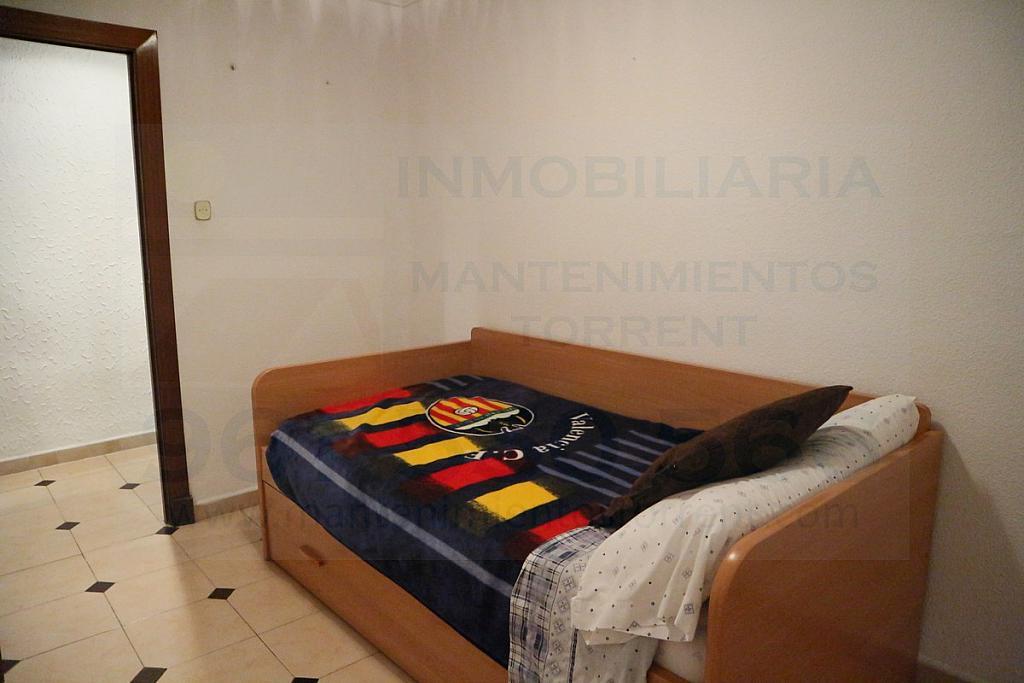 Dormitorio - Piso en alquiler en Torrent - 278169099