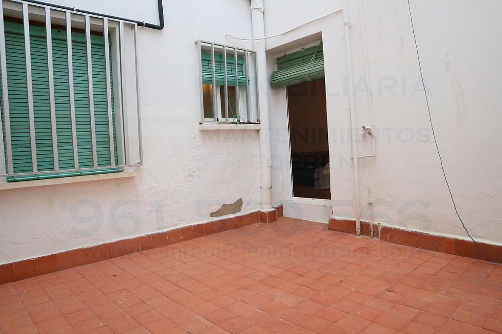 Terraza - Piso en alquiler en Torrent - 278169101