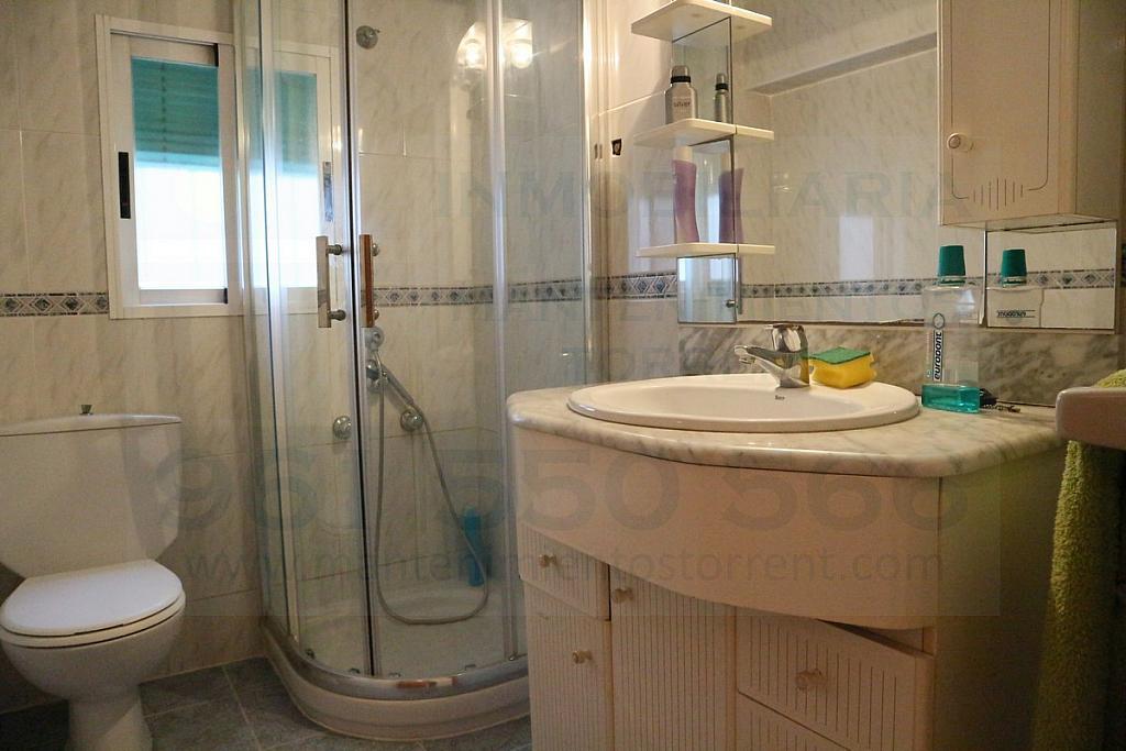Baño - Piso en alquiler en Torrent - 278169104