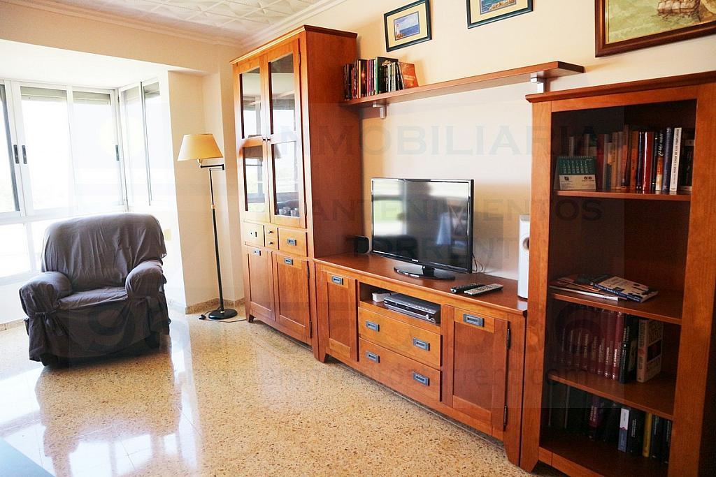 Salón - Piso en alquiler en calle San Pascual, Picanya - 316017912