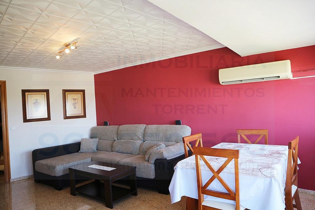 Salón - Piso en alquiler en calle San Pascual, Picanya - 316017914