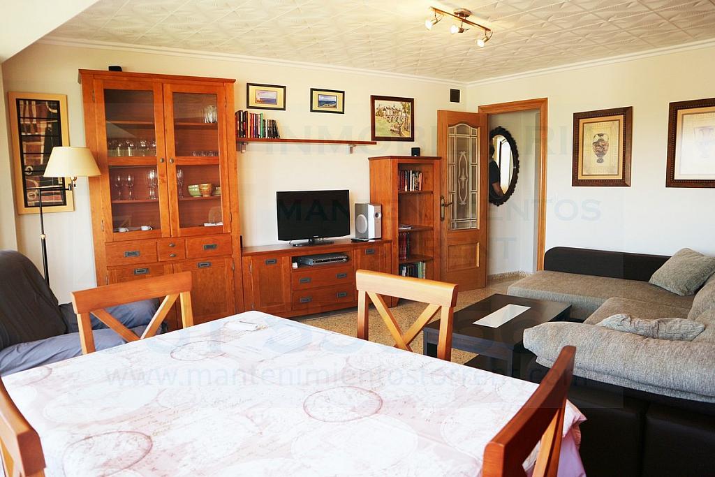 Salón - Piso en alquiler en calle San Pascual, Picanya - 316017915