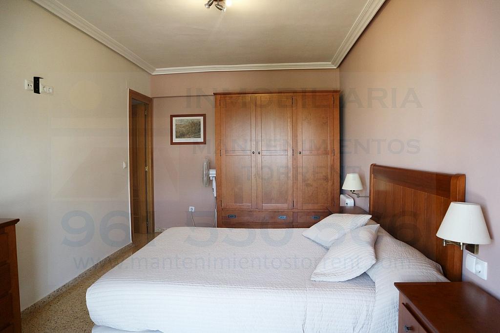 Dormitorio - Piso en alquiler en calle San Pascual, Picanya - 316017928
