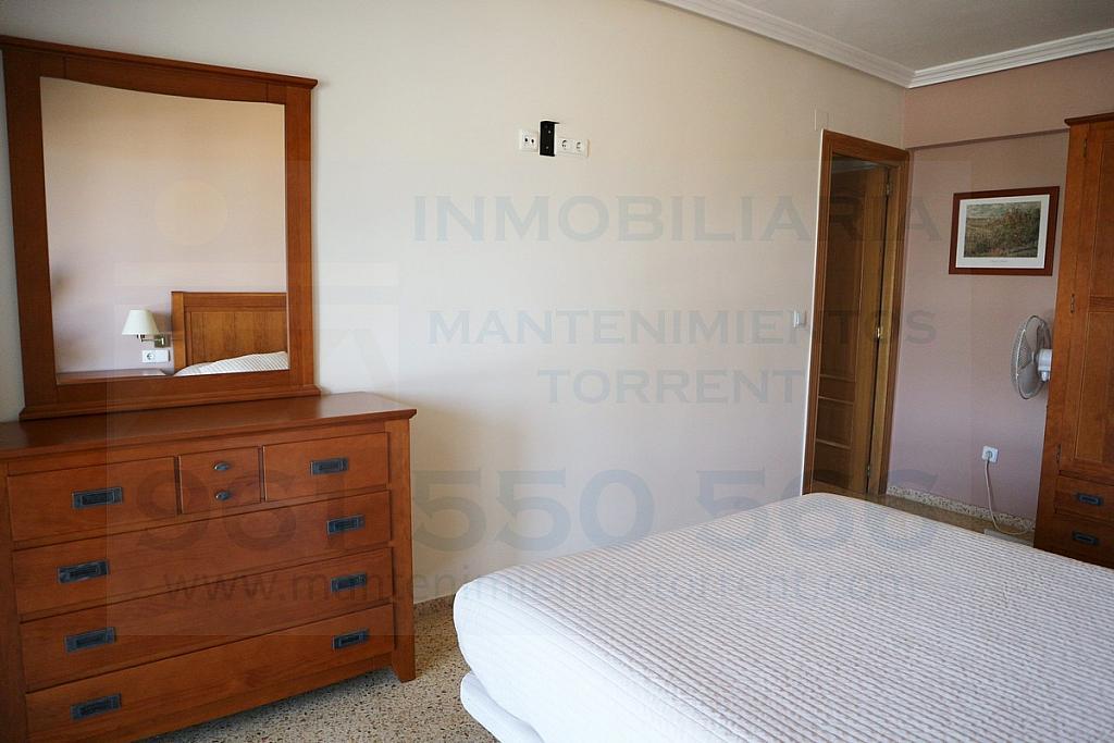 Dormitorio - Piso en alquiler en calle San Pascual, Picanya - 316017931