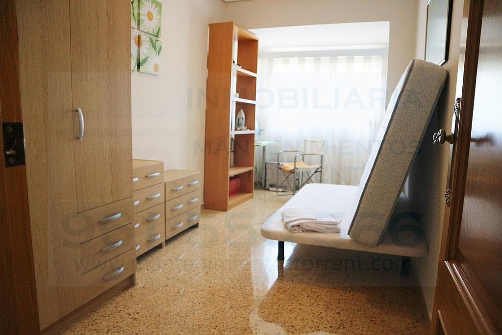 Dormitorio - Piso en alquiler en calle San Pascual, Picanya - 316017950