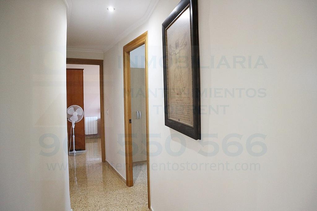Pasillo - Piso en alquiler en calle San Pascual, Picanya - 316017954