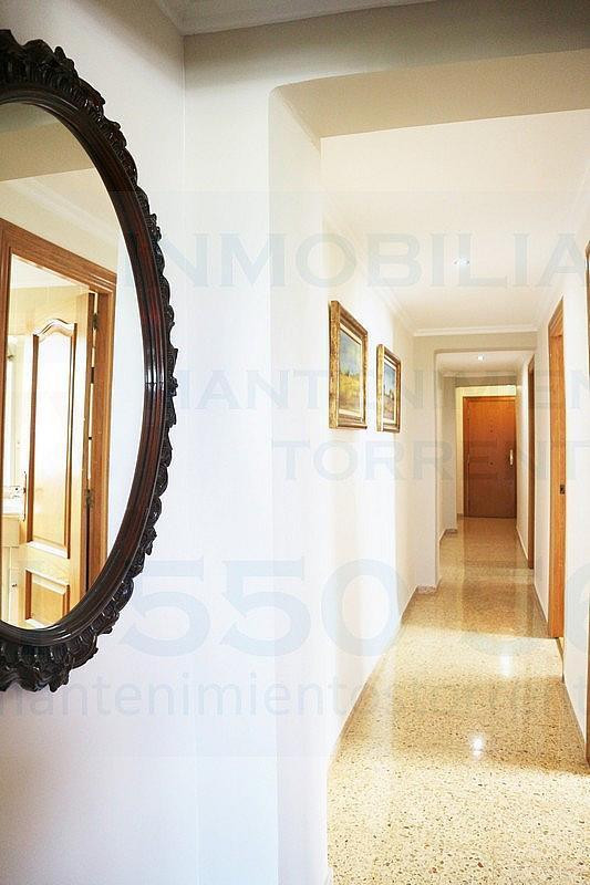 Pasillo - Piso en alquiler en calle San Pascual, Picanya - 316017958