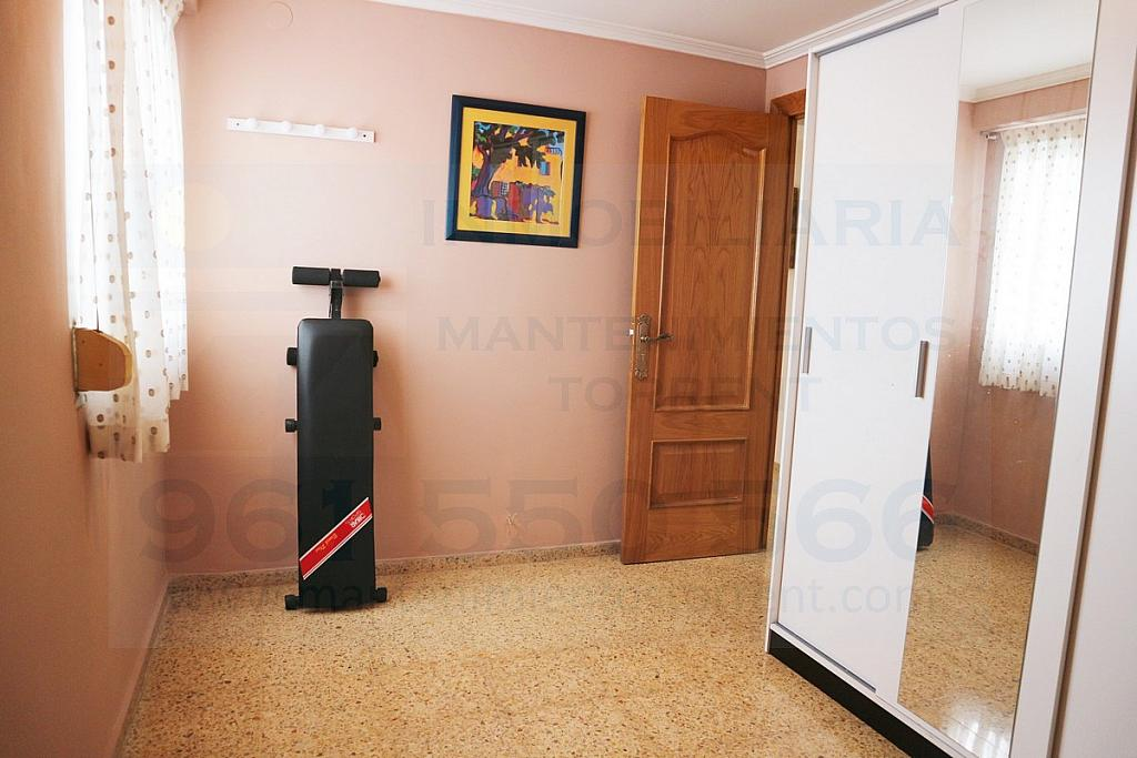 Dormitorio - Piso en alquiler en calle San Pascual, Picanya - 316017987