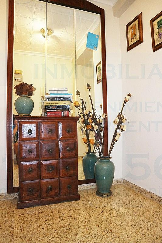 Vestíbulo - Piso en alquiler en calle San Pascual, Picanya - 316017994