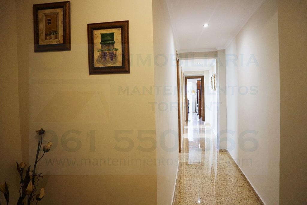 Pasillo - Piso en alquiler en calle San Pascual, Picanya - 316017998