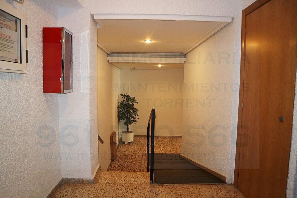 Patio - Piso en alquiler en calle San Pascual, Picanya - 316018146