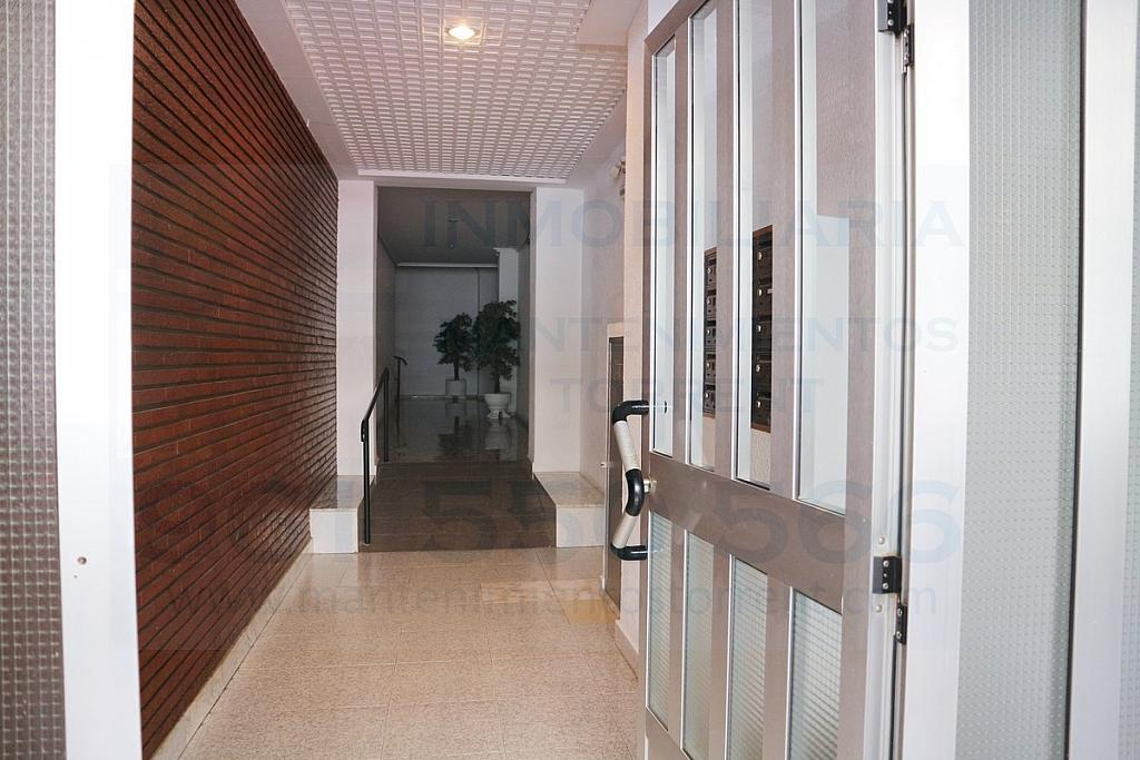 Patio - Piso en alquiler en calle San Pascual, Picanya - 316018169