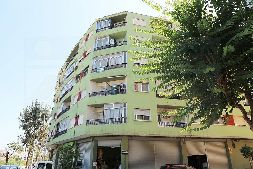 Fachada - Piso en alquiler en calle San Pascual, Picanya - 316018176