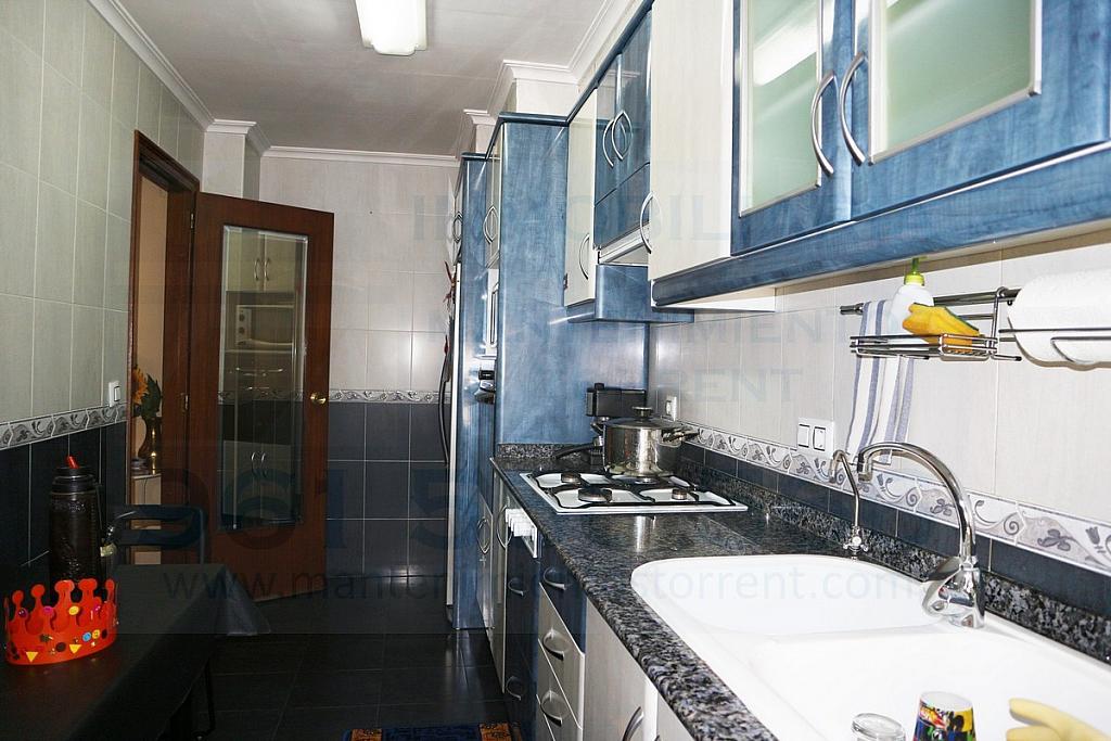 Cocina - Piso en alquiler en calle Gabriela Mistral, Torrent - 317172106