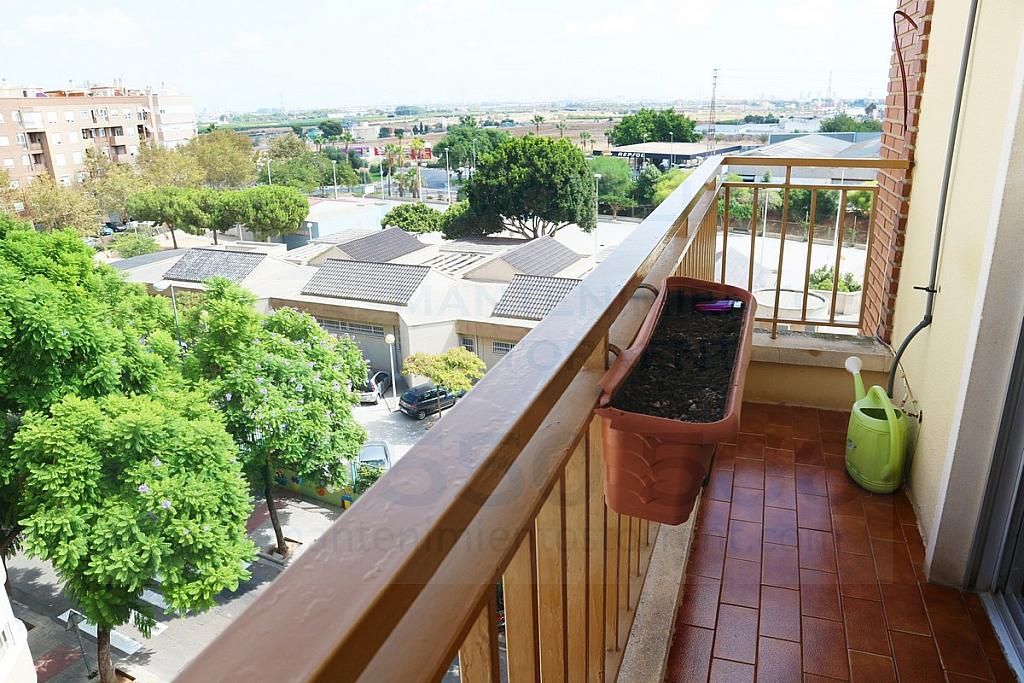Balcón - Piso en alquiler en calle Gabriela Mistral, Torrent - 317172375