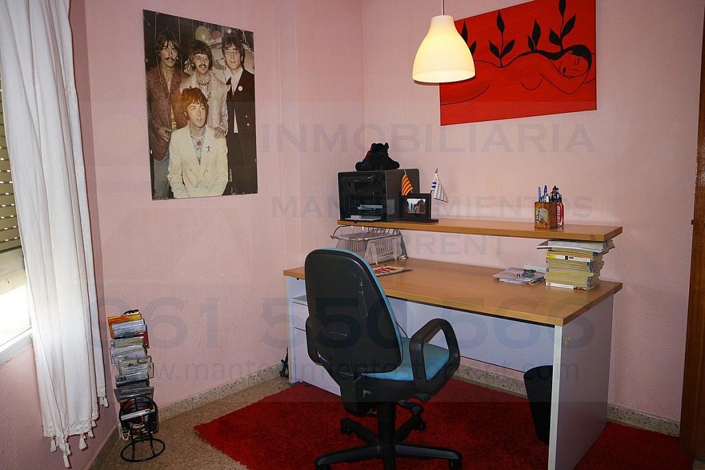Despacho - Piso en alquiler en calle Gabriela Mistral, Torrent - 317172543