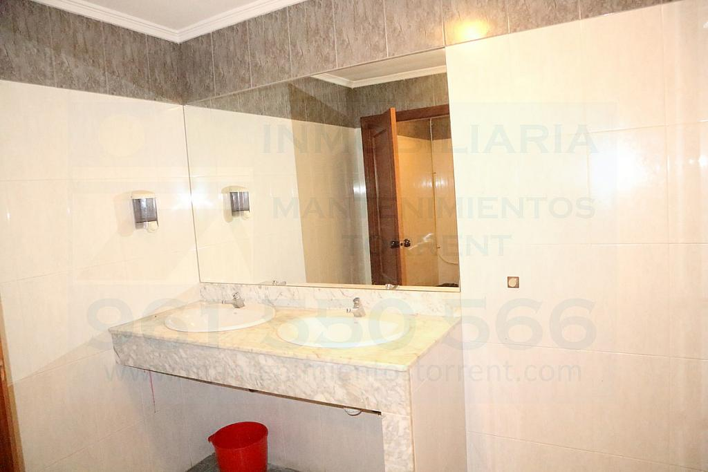 Baño - Local comercial en alquiler en calle Marquesat, Torrent - 320723185