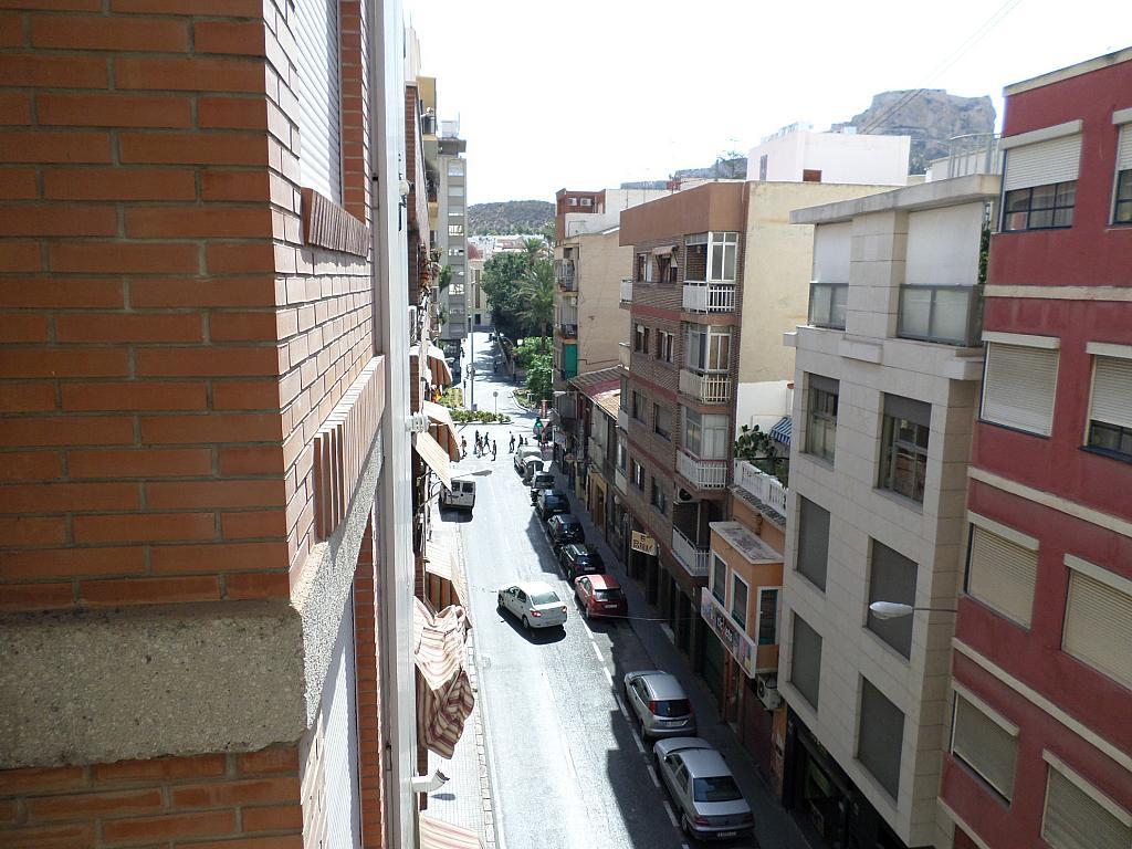 Piso en alquiler opción compra en plaza De Toros, Mercado en Alicante/Alacant - 331824963