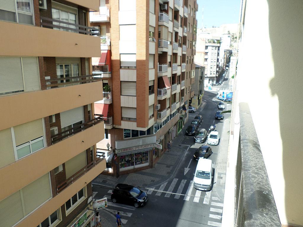 Piso en alquiler opción compra en plaza De Toros, Mercado en Alicante/Alacant - 331824965