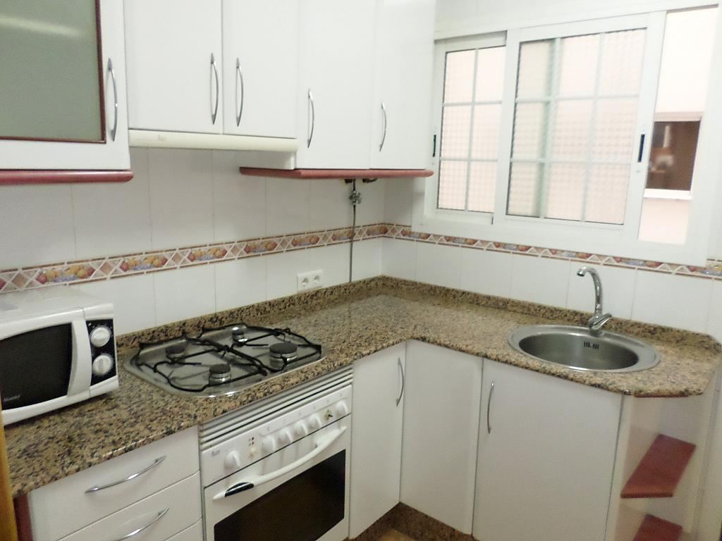 Piso en alquiler opción compra en plaza De Toros, Mercado en Alicante/Alacant - 331824982