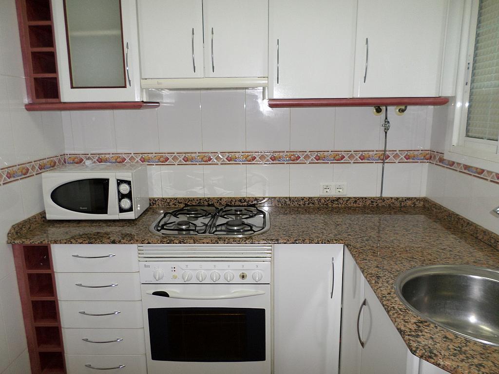 Piso en alquiler opción compra en plaza De Toros, Mercado en Alicante/Alacant - 331824985