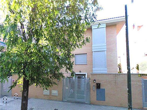 Ático en alquiler en calle Vizconde de Los Asilos, Quintana en Madrid - 336101502