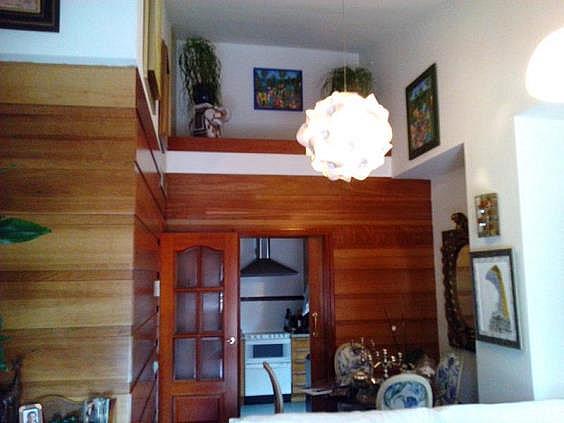 Ático en alquiler en calle Vizconde de Los Asilos, Quintana en Madrid - 336101508