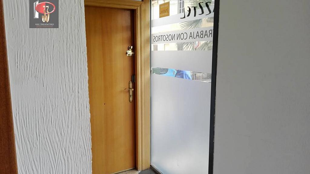Foto - Local comercial en alquiler en calle Ayuntamiento, Burjassot - 318613669