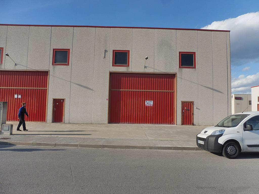 Nave industrial en alquiler en calle Riells, Riells - 251621306